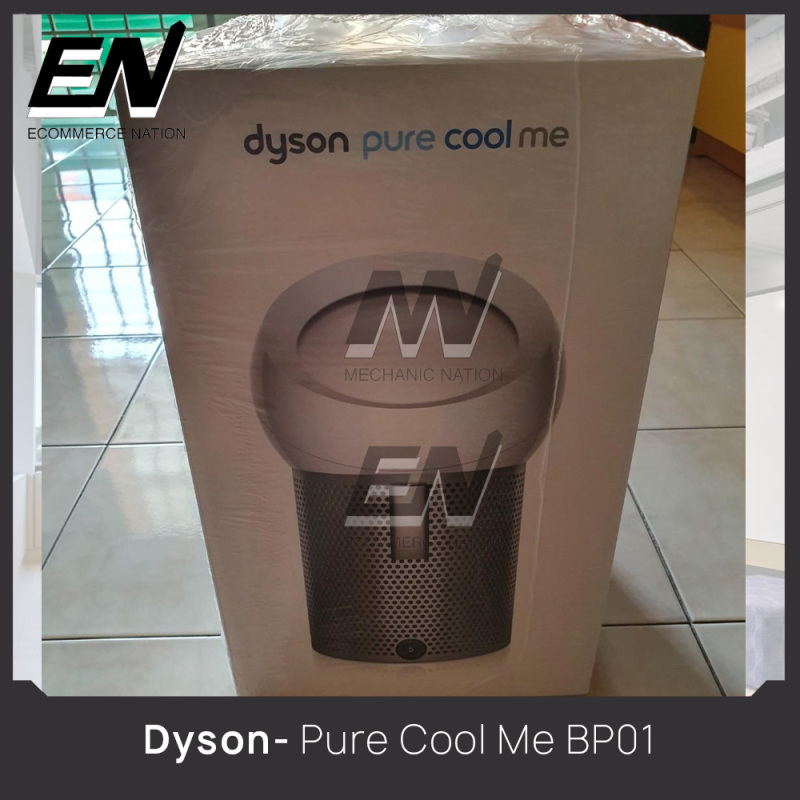 Dyson BP01 Pure Cool Me Personal Purifier Fan (Black/Nickel) Singapore