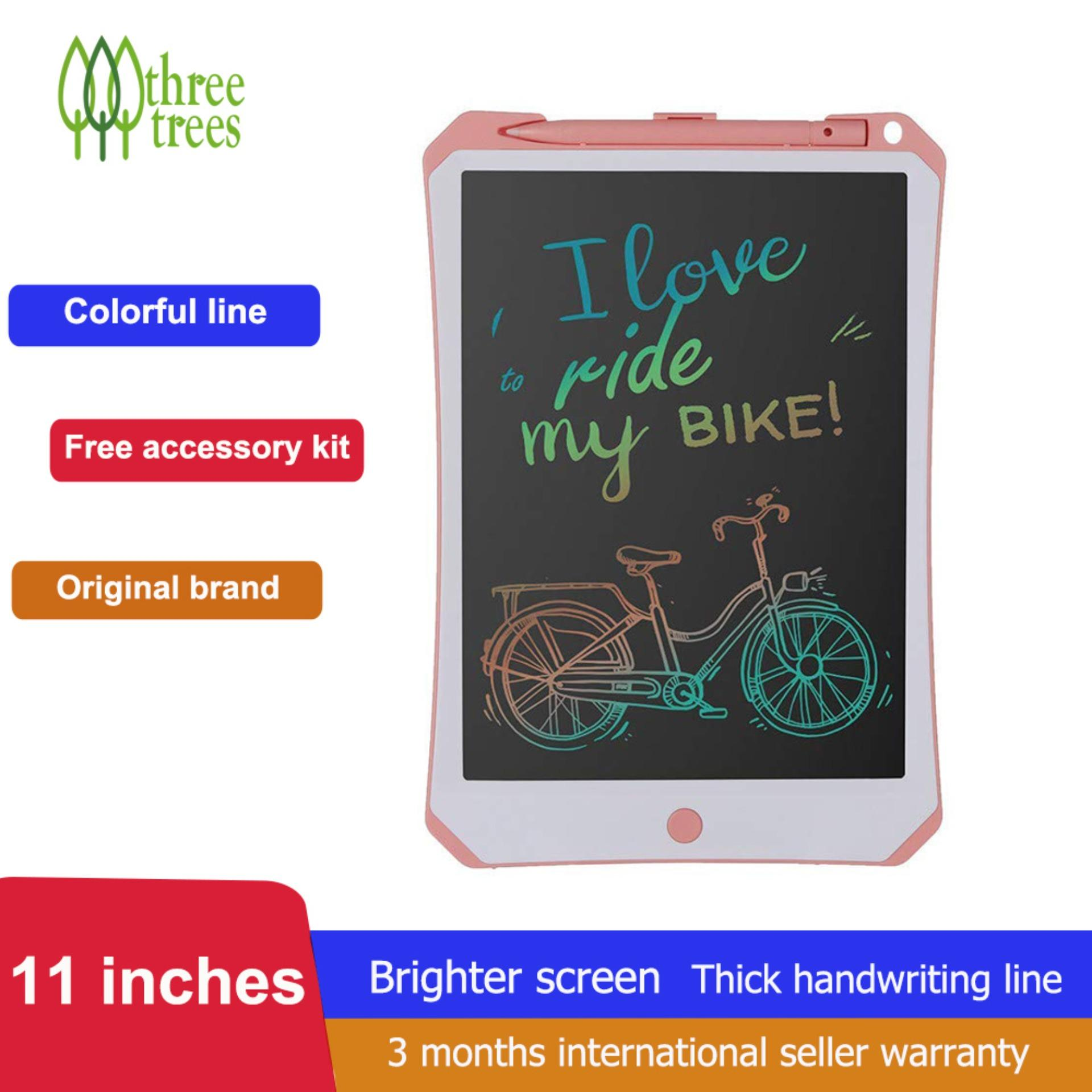11 Inch LCD Colorful Writing Tablet With New Generation High Brightness Screen Drawing Pad Electronic Graphic Drawing Sketching Tablet Great Christmas Gift For Kids