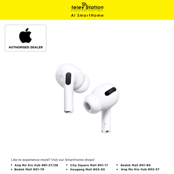 Apple Airpods Pro (1 year local warranty) Singapore