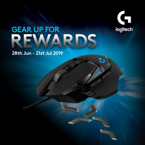 a75a4ad2509 Logitech G502 Hero High Performance Wired Gaming Mouse