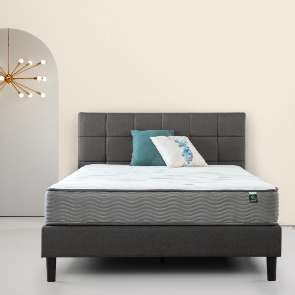 Zinus® 25cm Tight Top iCoil® Mattress (10)