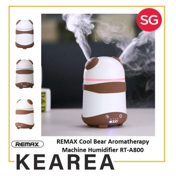 REMAX Cool Bear Aromatherapy Machine Humidifier RT-A800 Singapore