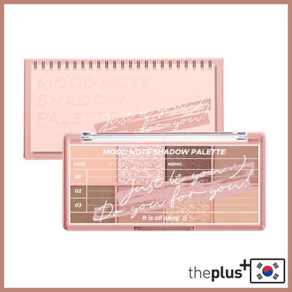 Buy [PERIPERA] Mood Note Shadow Palette #Rosy Sunshine Singapore