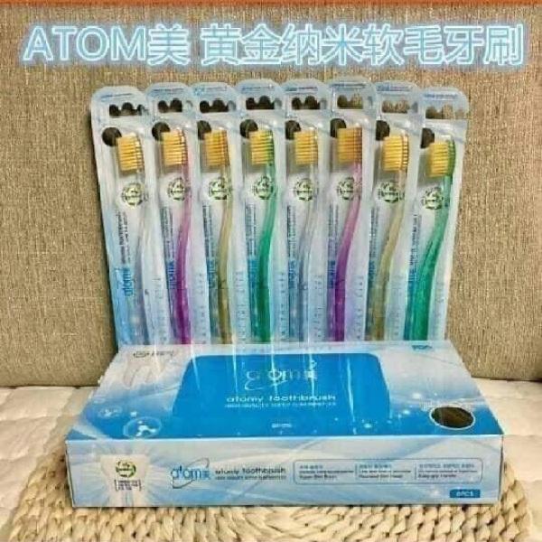 Buy Toothbrush- ATOMY- high quality super slim brush/ 1box-8ea Singapore