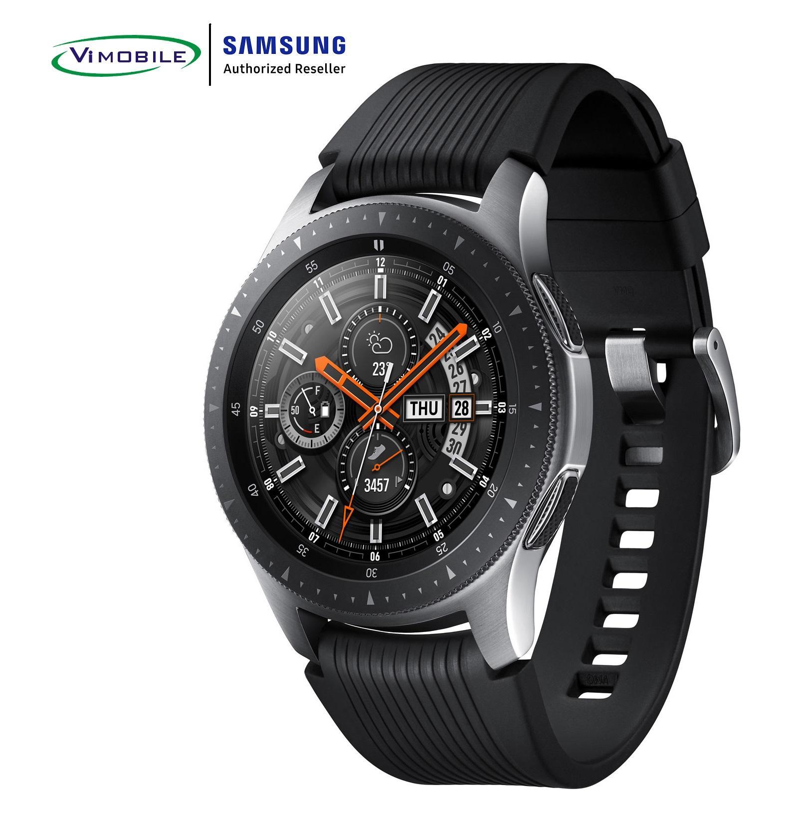 1a739164ae5 Galaxy Watch 46mm (Free Tempered Glass) 1 year warranty by Samsung