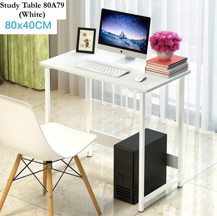 Simple Design Computer Study Table XY80*40cm