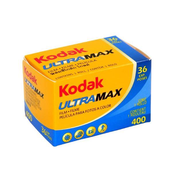 America Kodak Kodak 400 Film UltraMax Almighty 135 Color Film 36 Bed 21 Years 10 yue