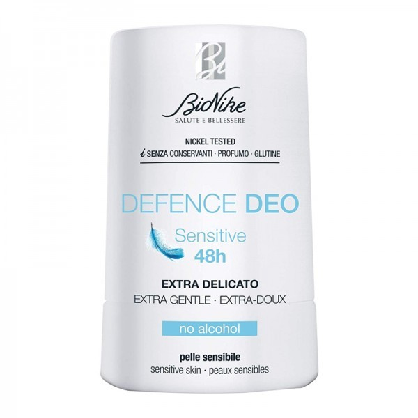 Buy BIONIKE DEFENCE DEO Sensitive 48H Extra Delicate (Alcohol-Free) Singapore