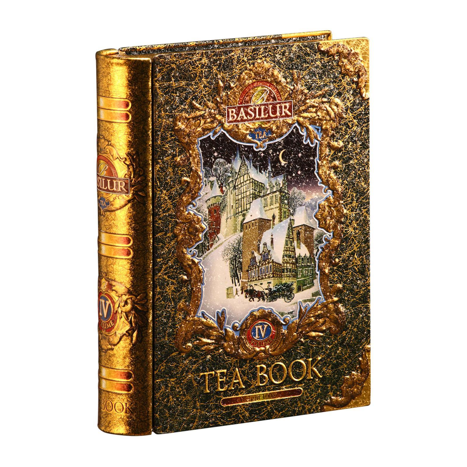 Basilur Tea Book (FBOP Extra Special Tippy Black Tea)