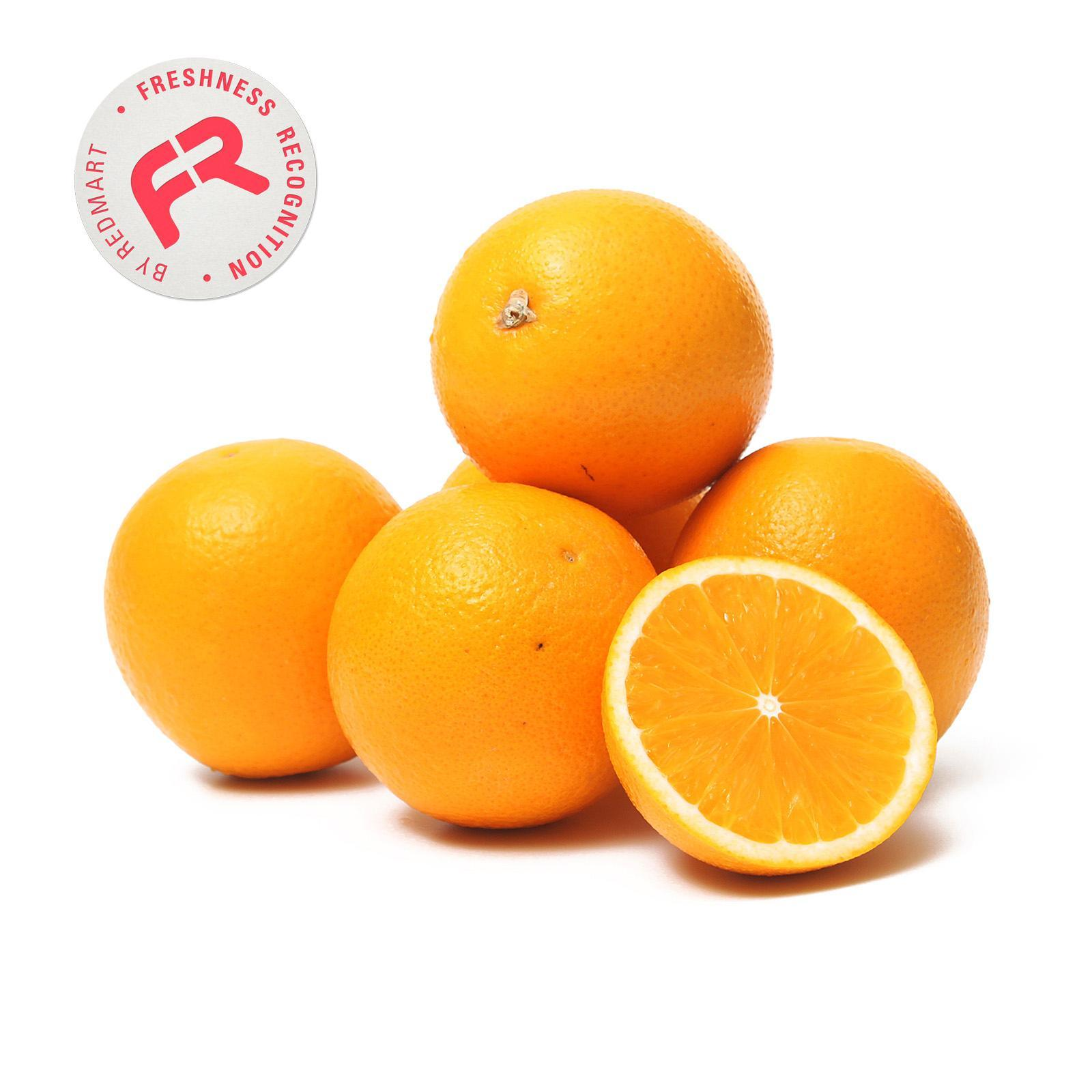 Valencia Oranges By Redmart.