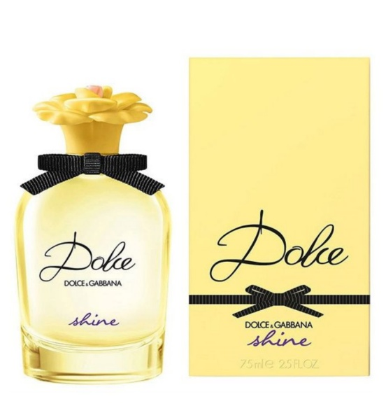 Buy DOLCE & GABBANA DOLCE SHINE EDP 75ML - BEAUTY LANGUAGE Singapore