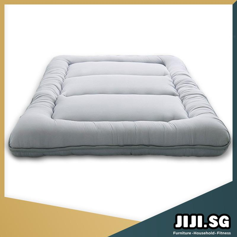 (JIJI SG) TATAMI Mattress Topper - 13CM Thickness (Mattress) - Mattress Topper / Bedroom / Bedding / Mattress Pads / (SG)