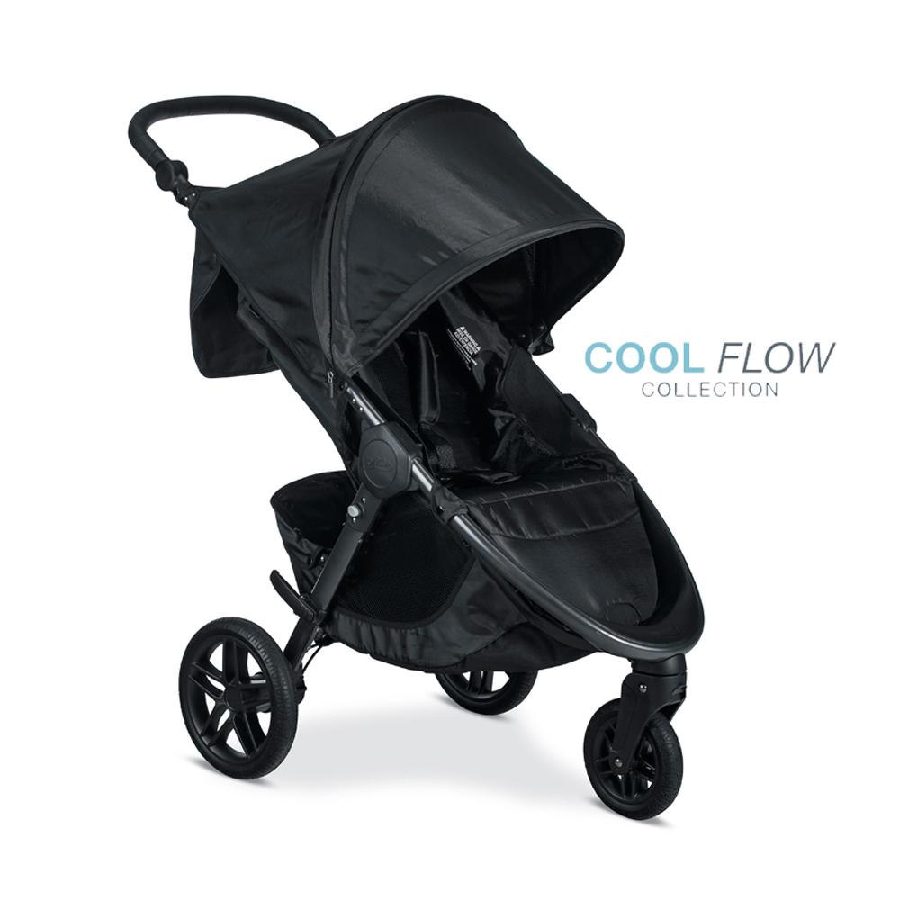 Britax B-Free Stroller - Cool Flow Grey Singapore