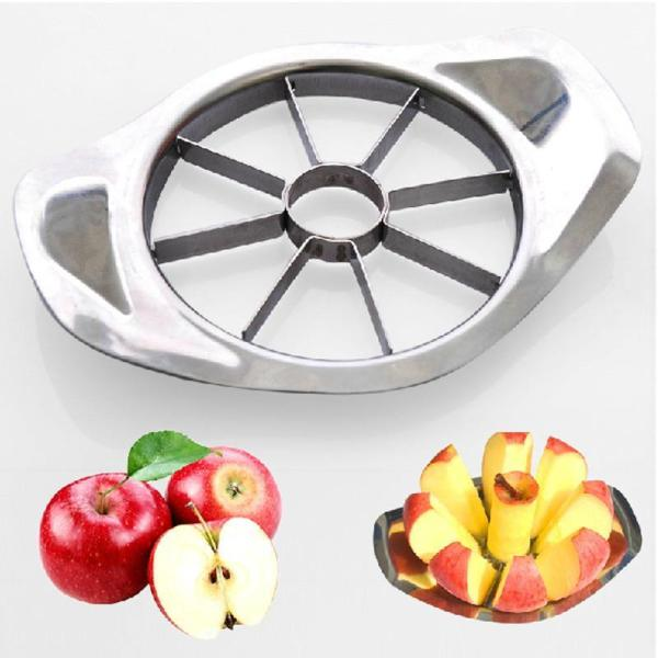 New Stainless Steel Apple Pear Fast Cutter (LLS1174) Singapore Seller + 100% Authentic.