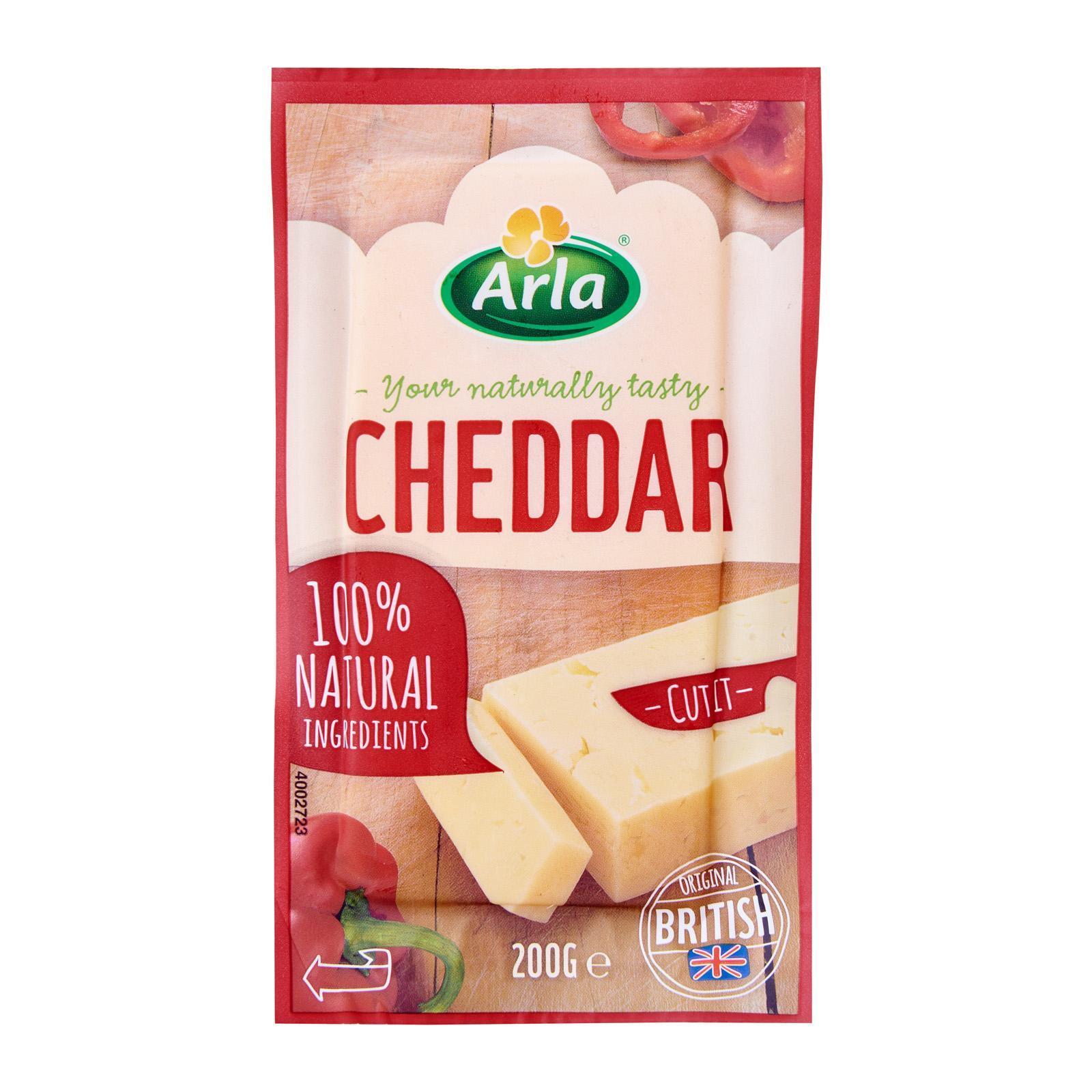 Arla Cheddar Block Cheese