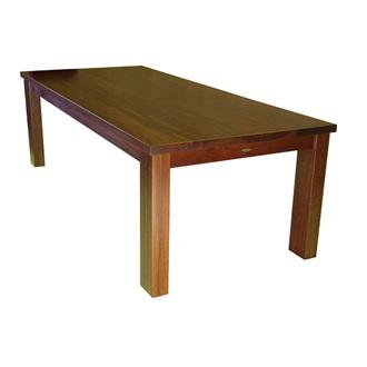 Sheldon Metro 7 Jarrah Rectagular Dining Table