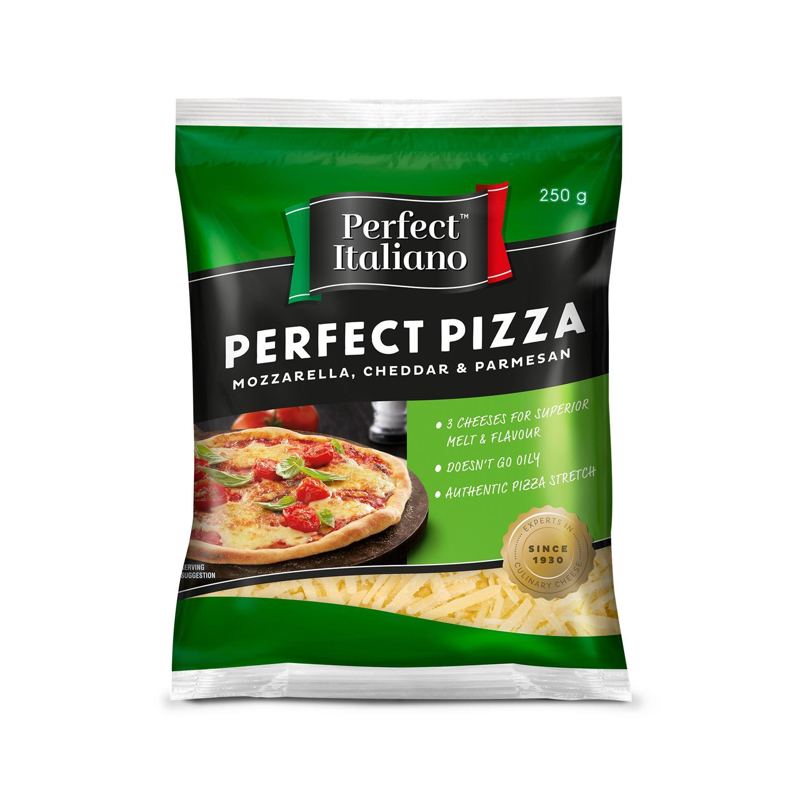 PERFECT ITALIANO Pizza Plus Cheese 250g