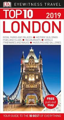 Dk Eyewitness Top 10 London: 2019