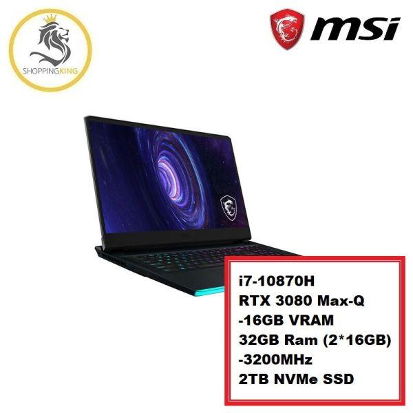 MSI - 300 Hz, 17.3 GE Series Gaming Laptop GE76 Raider 10UH (RTX 3080) [Warranty: 2 Year]
