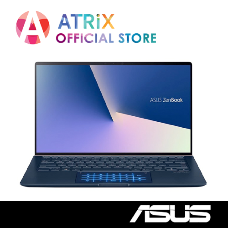 【Same Day Delivery】ASUS Zenbook UX433FLC-A5486T〖Free Office 2019〗  ax WiFi 6   1.09Kg  14.0 FHD  i7-10510U  16GB RAM  Geforce MX250 Graphics  2 Yrs ASUS International Warranty  Ready Stock,Ship out today!