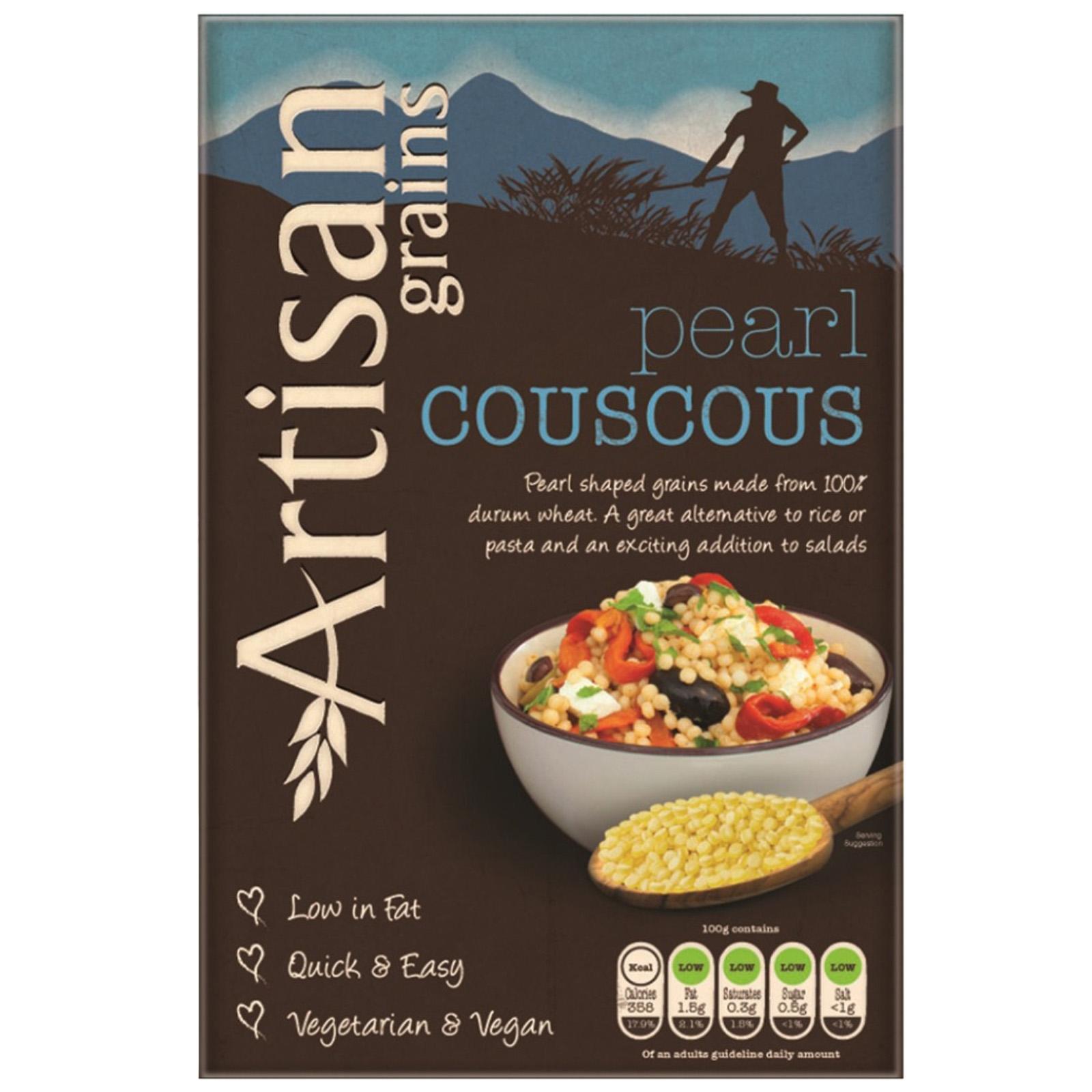 Artisan Grains Pearl Couscous