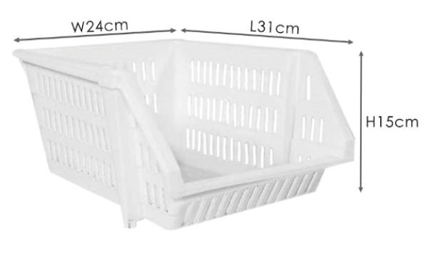 Toyogo Space Basket (Bundle of 3) (7404)