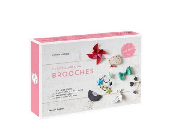 Create Your Own Brooches