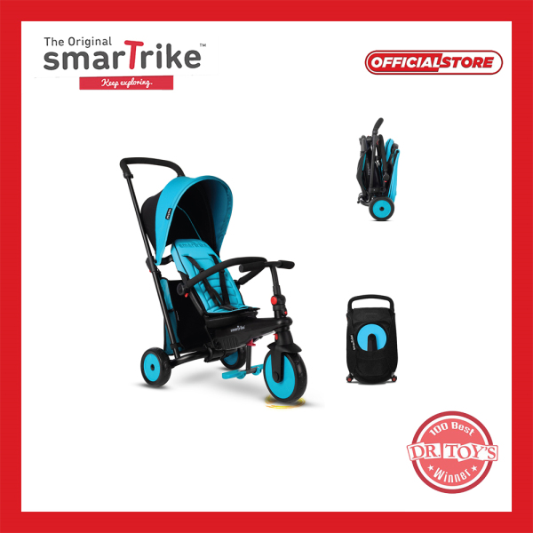 smarTrike® 300 Plus - Pink/Blue Singapore