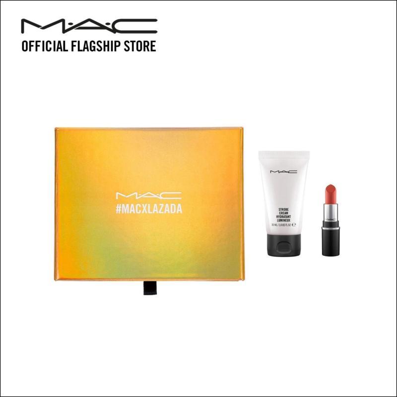 Buy [Lazada Exclusive] MINI M·A·C Strobe Cream + Chili Duo Singapore