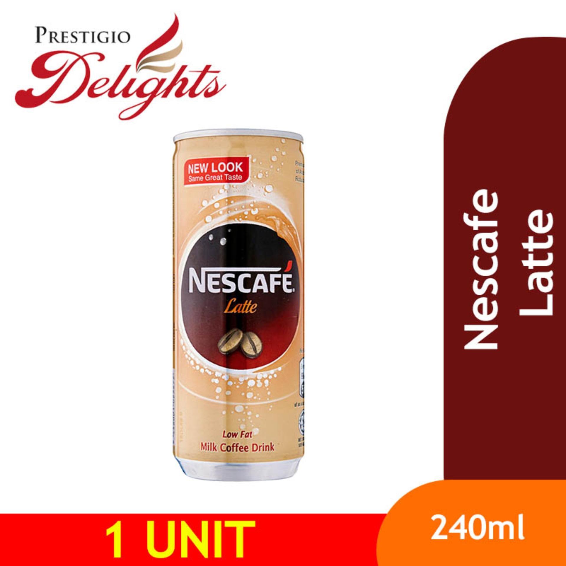 Nescafe Latte 240ml By Prestigio Delights.