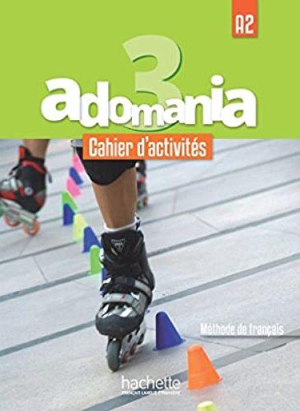 Adomania : Niveau 3Cahier dactivité + CD audio + Parcours digital® * pre order * pre order