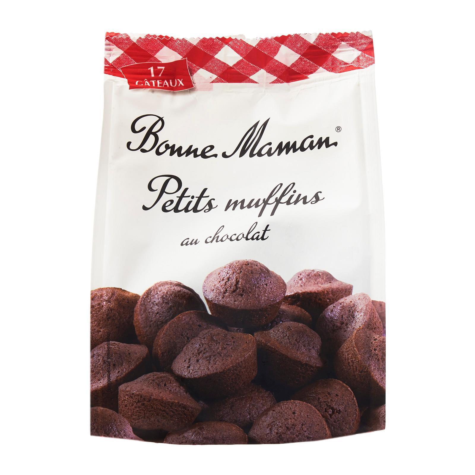 Bonne Maman Chocolate Little Muffins By Redmart.