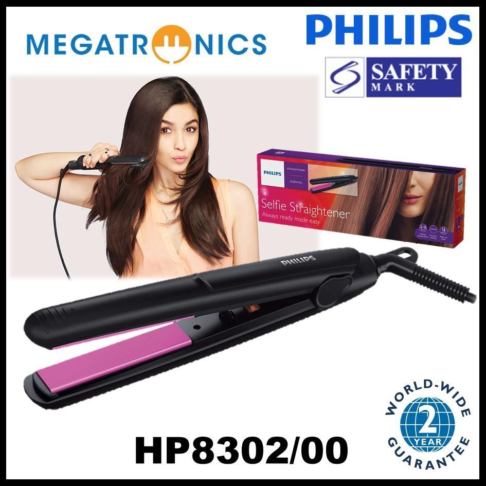 Philips HP8302 Selfie Hair Straightener