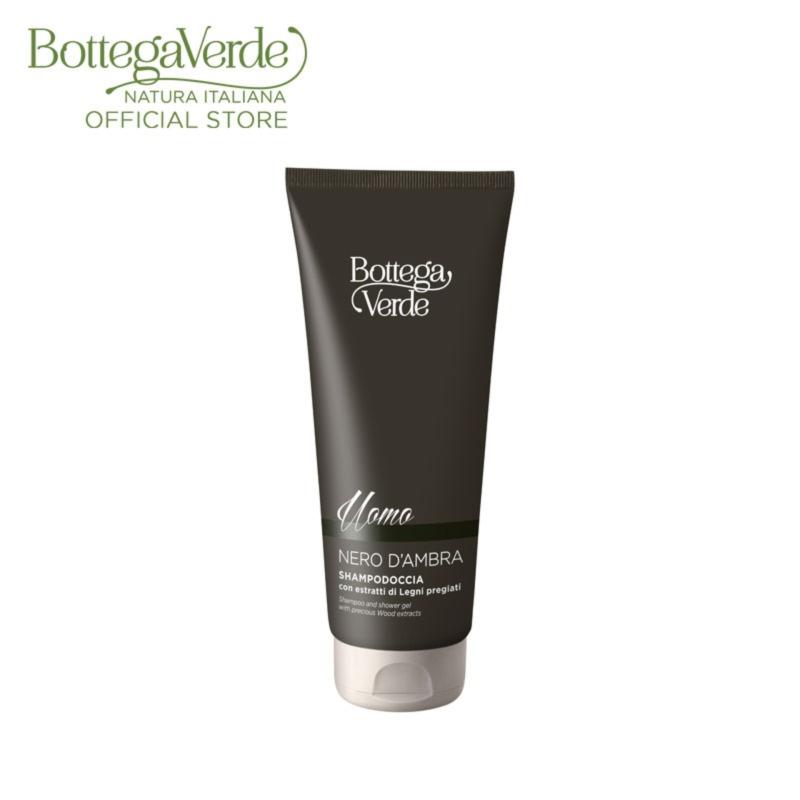 Buy Bottega Verde Man Black Amber Shower & Shampoo 200ml Singapore