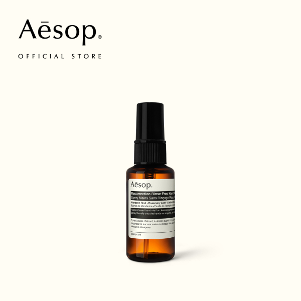 Buy Aesop Resurrection Rinse-Free Hand Mist 50mL Singapore
