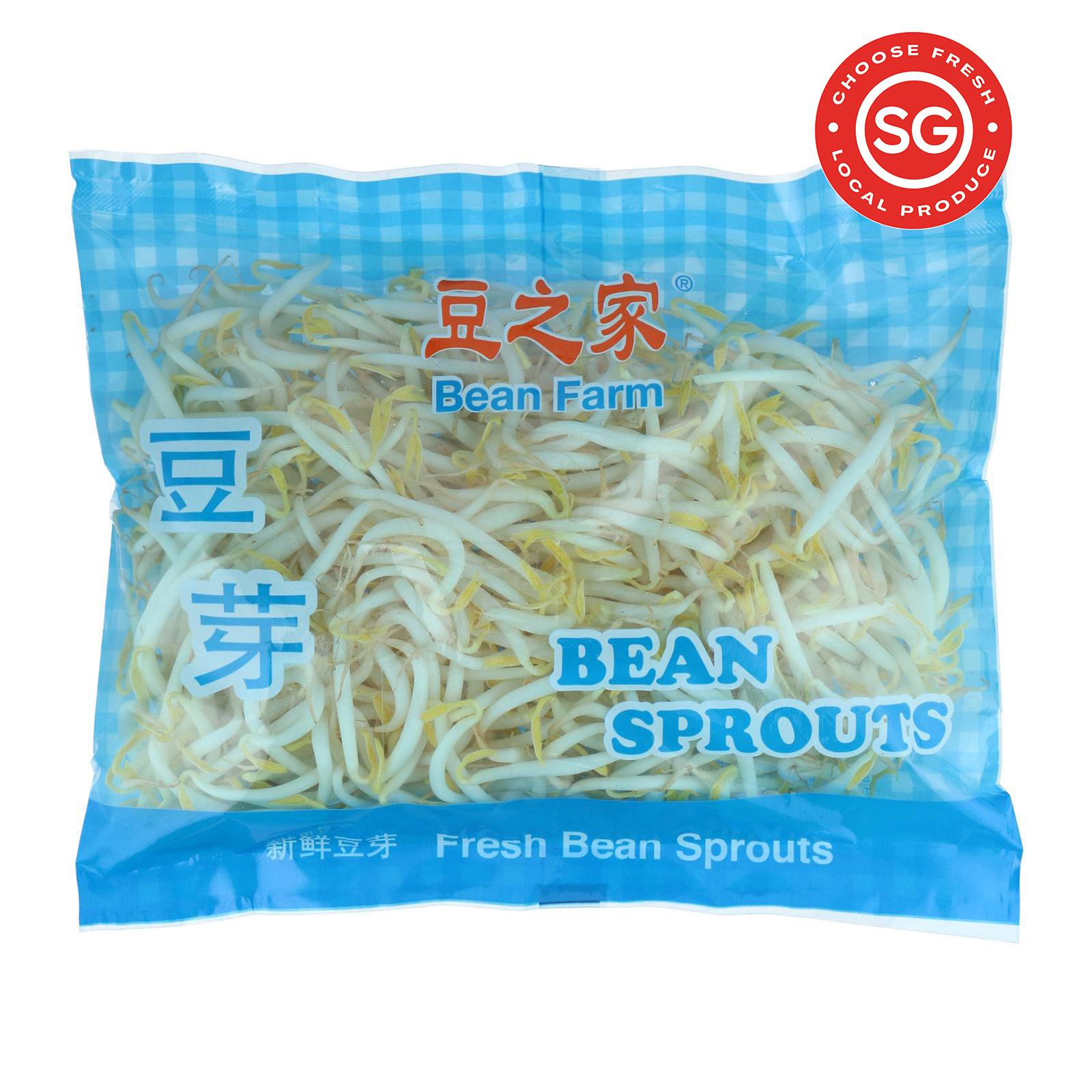 Bean Farm Bean Sprouts (Beansprouts)