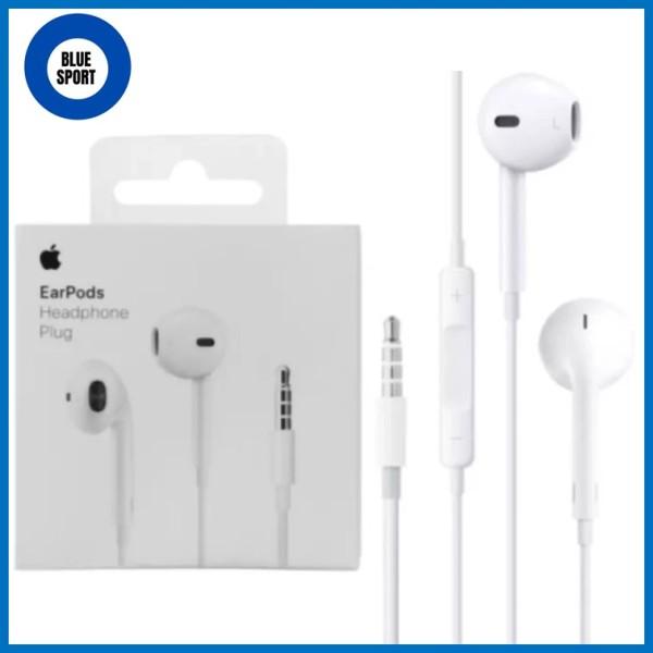 Authentic Apple EarPods with 3.5mm Headphone Plug / Earpiece Headset Singapore