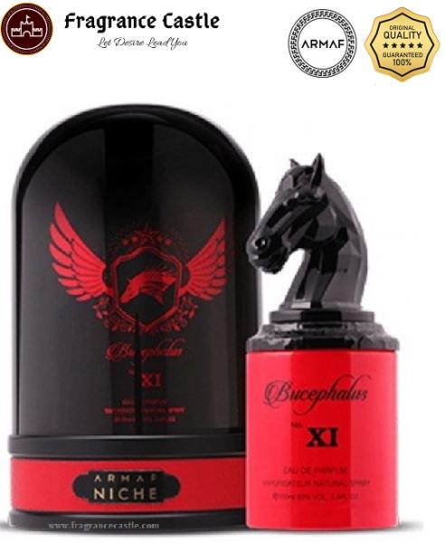 Buy Armaf Niche Bucephalus No. XI Eau De Perfum For Men EDP 100ml Singapore