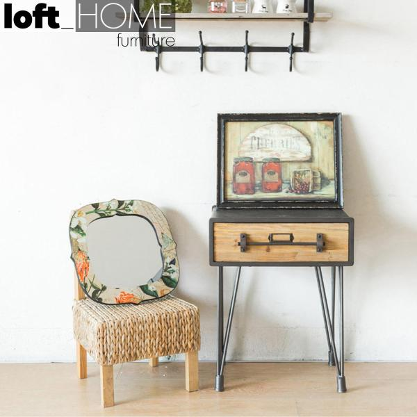 Side Table – Industrial