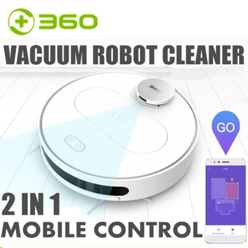 360 S6 Robot Vacuum Cleaner Mop Roborock Robotic Vacuum Cleaner Washable Filter One Year Warranty Singapore