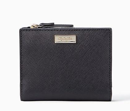 Kate Spade New York Small Shawn Wallet [Black]