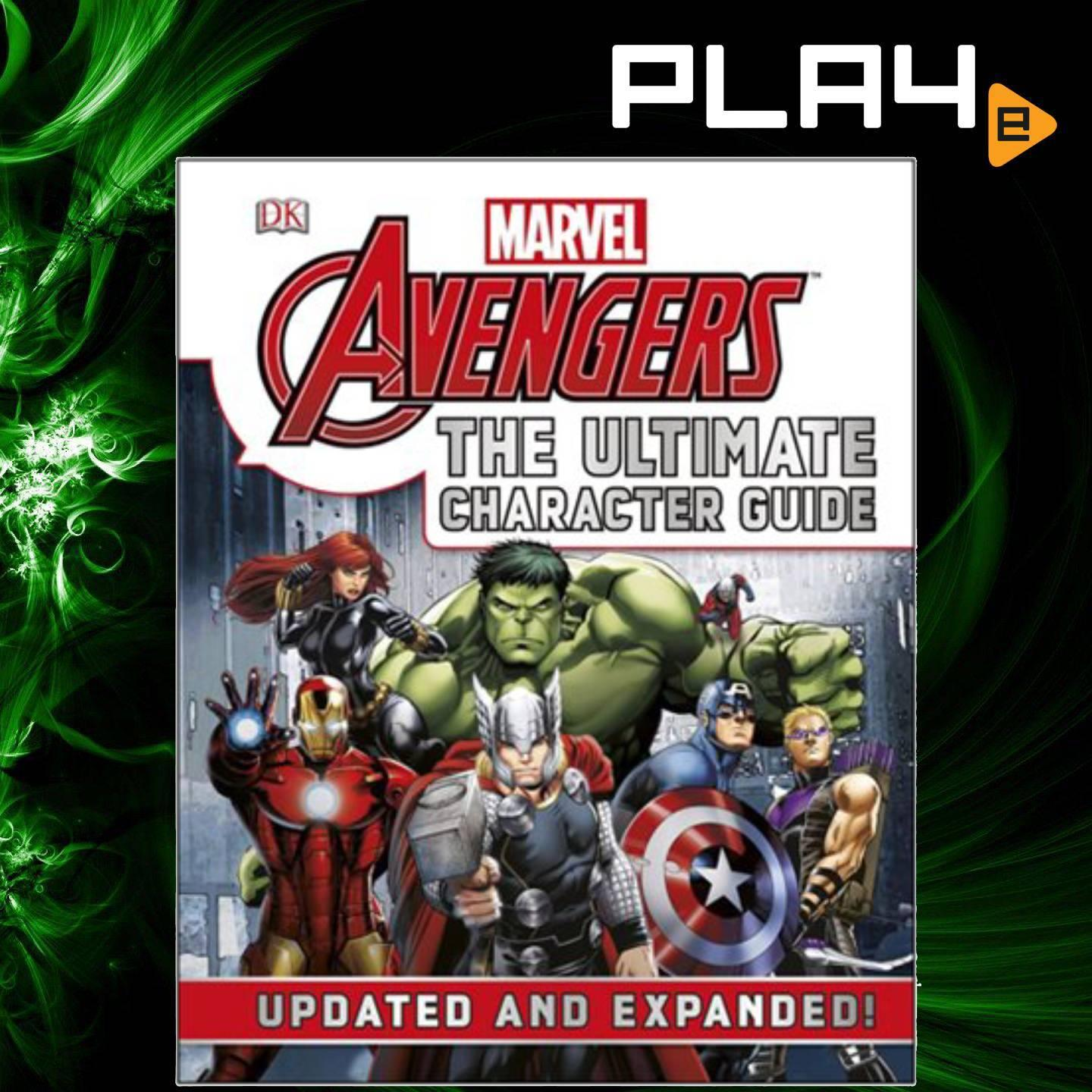 Avengers The Ultimate Character Guide Hardcover
