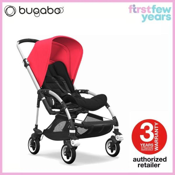 Bugaboo Bee 5 (Complete Stroller) [28 Designs] (Aluminium Frame, Choose your style set and colour) Singapore