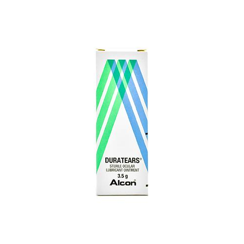 Alcon Duratears Sterile Ocular Lubricant Ointment 3.5g By The Dental Pharm.