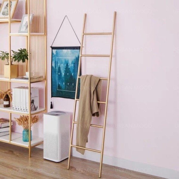 GABBY Minimalist Wire Frame Ladder Display Stand