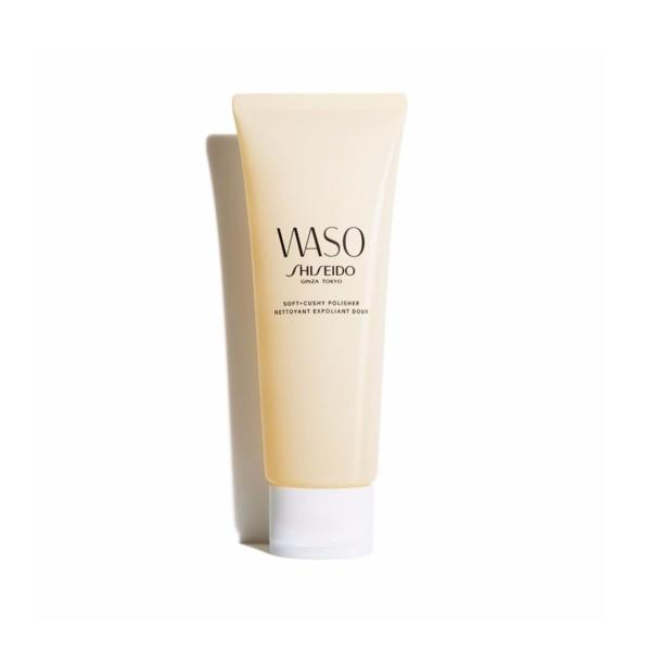 Buy Shiseido Waso Soft Cushy Polisher 75ml Singapore