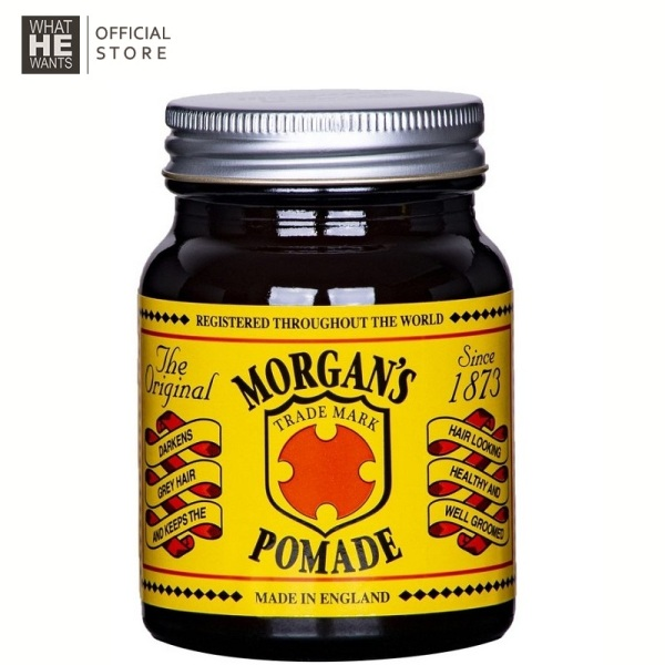 Buy Morgan's Original Hair Darkening Pomade 100g Singapore