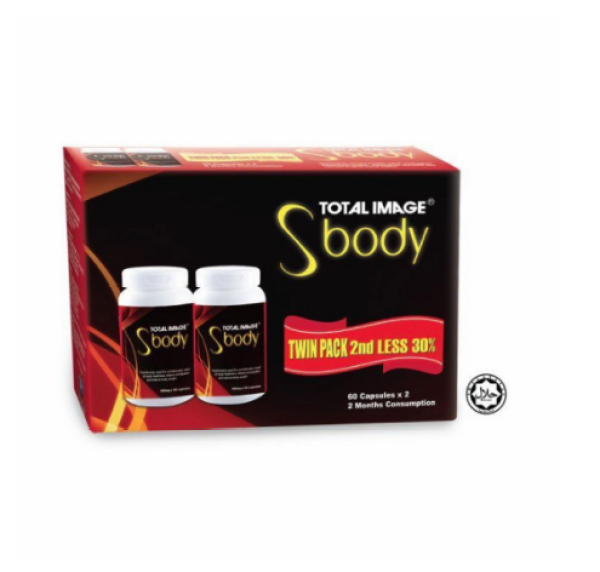 Buy Total Image S Body Body Slimming 60s Pack of 2 Singapore