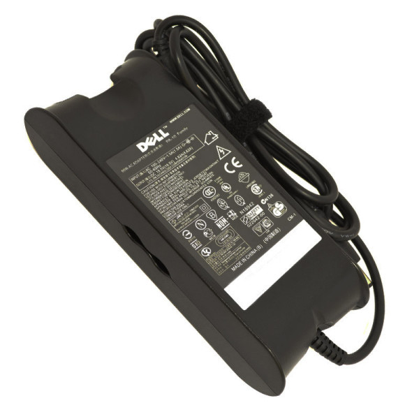 Original Dell 19.5V 4.62A 90W (7.4*5.0MM) PA-1900-02D Power Supply Laptop AC Adapter/ Charger Compatible with Dell Alienware M11xR2, Alienware M11xR3, Inspiron 1150, Inspiron 13, Latitude 2120, Latitude D630, Latitude E6420 XFR - Singapore Safety Mark