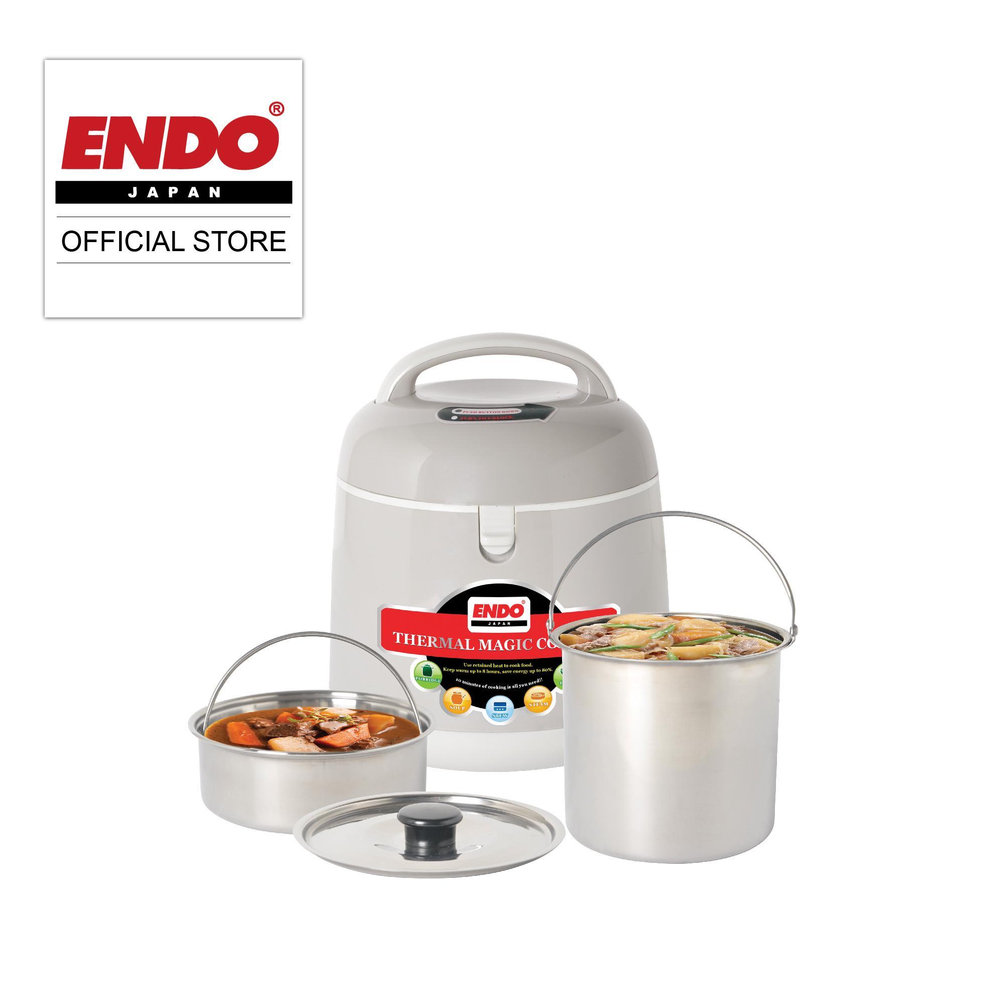 Endo 2.5l Thermal Magic Cooker - E-Tmc2.5 By Heap Seng Group.